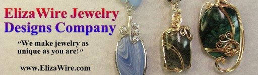 Please also visit ElizaWire.com for wonderful hand-crafted jewelry!
